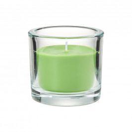 SCENTS Vonná svíčka ve sklenici jablko