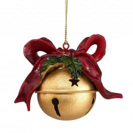HANG ON Ozdoba starožitný zvonek