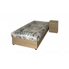 Čalouněná postel ANITA