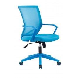 Otočná židle MERCI BLUE