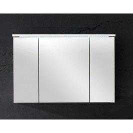 Sconto Zrcadlová skříňka SPLASH bílá/zrcadlo