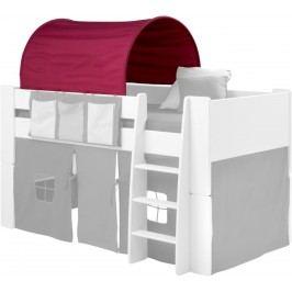Sconto Textilní tunel FOR KIDS růžová