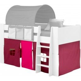Sconto Textilní domeček FOR KIDS růžová