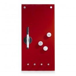 Tabule / Věšák na klíče 11614 RED