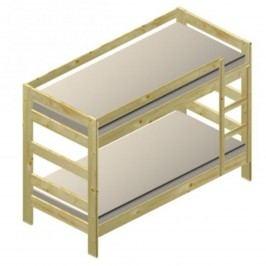 Patrová postel PEDRO K52