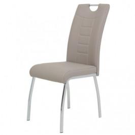 Sconto Jídelní židle ANDREA S cappuccino