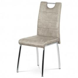 Sconto Jídelní židle PODA béžová