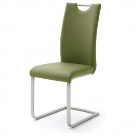 Sconto Jídelní židle PIPER zelená