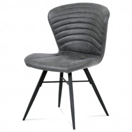 Sconto Jídelní židle ALEXA šedá