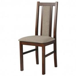 Sconto Jídelní židle BOLS 14 světle hnědá
