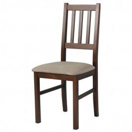 Sconto Jídelní židle BOLS světle hnědá