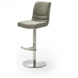 Sconto Barová židle SADIE hnědá
