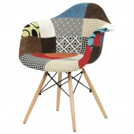 Sconto Jídelní židle ANGELA patchwork