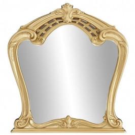 Sconto Zrcadlo QUEEN zlatá