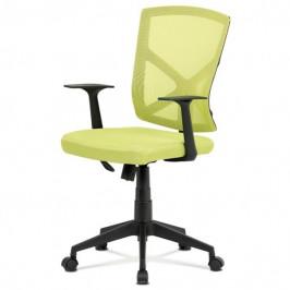 Sconto Kancelářská židle NORMAN zelená