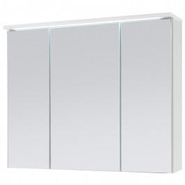 Sconto Koupelnová skříňka AUGA bílá