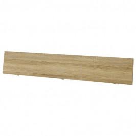 Sconto Čelo postele ARIZONA dub sonoma, šířka 125 cm