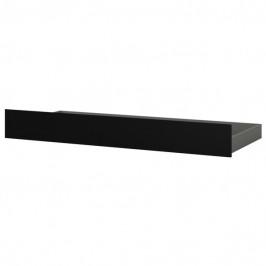 Sconto Úložný prostor pod postel LASER šedá/černá