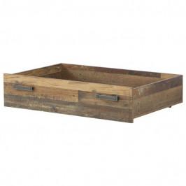 Sconto Úložný prostor CLIF staré dřevo