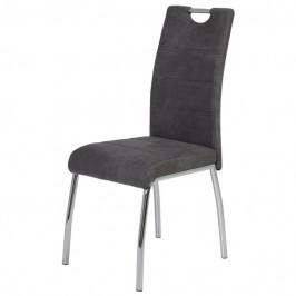 Sconto Jídelní židle SUSI S antracitová