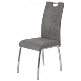 Sconto Jídelní židle SUSI S vintage šedá