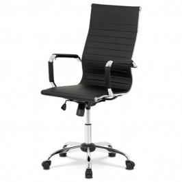 Sconto Kancelářská židle HUGO černá
