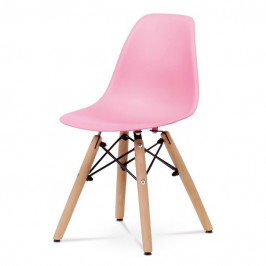 Sconto Dětská židle WINNIE růžová