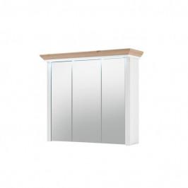 Sconto Zrcadlová skříňka JASMIN pinie světlá/dub artisan