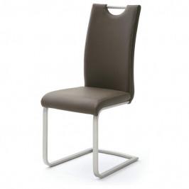Sconto Jídelní židle PIPER cappuccino