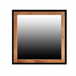 Sconto Zrcadlo IRON mangovník
