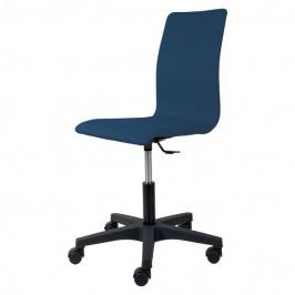 Sconto Kancelářská židle FLEUR modrá