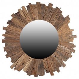Sconto Zrcadlo SLEEPER přírodní,Ø 60 cm