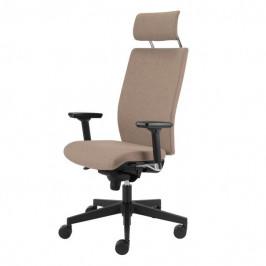Sconto Kancelářská židle CONNOR béžová