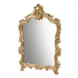 Sconto Zrcadlo WILLOW zlatá