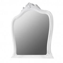 Sconto Zrcadlo PAYTON bílá/stříbrná