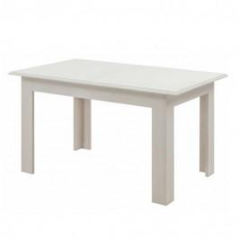Sconto Jídelní stůl VENEDIG bílá