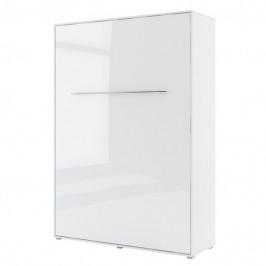 Sconto Postel CONCEPT PRO CP-01 bílá vysoký lesk, 140x200 cm, vertikální