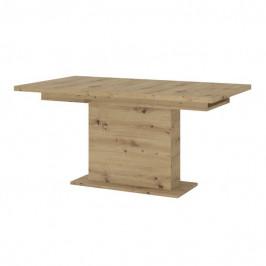 Sconto Jídelní stůl LUCI dub artisan