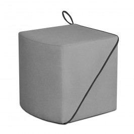 Sconto Noční stolek HUSAR šedá