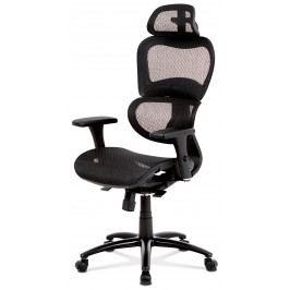 Sconto Kancelářská židle GERRY černá