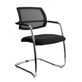 Sconto Konferenční židle OLYMPUS černá