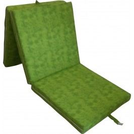 Sconto Skládací matrace MARMOR zelená