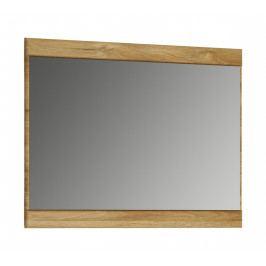 Sconto Zrcadlo CORTINA dub tmavý grande
