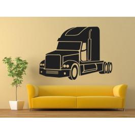 Samolepka na zeď Kamion 0748