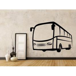 Samolepka na zeď Autobus 0788