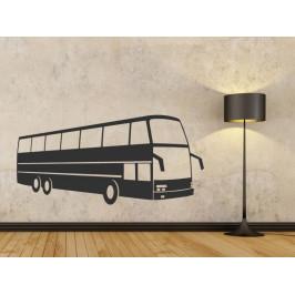 Samolepka na zeď Autobus 0796