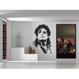 Samolepka na zeď Michael Jackson 1327