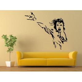 Samolepka na zeď Michael Jackson 1335