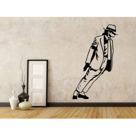 Samolepka na zeď Michael Jackson 1336