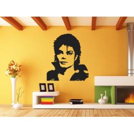 Samolepka na zeď Michael Jackson 1345